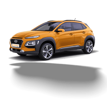 Hyundai Kona Turbo giá bao nhiêu
