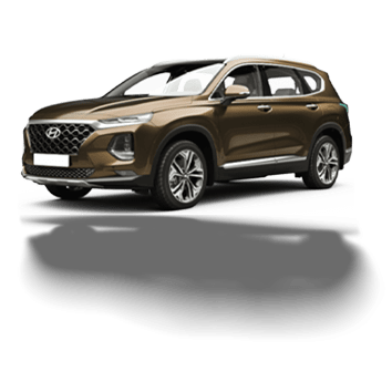 Hyundai Santafe Xăng thường